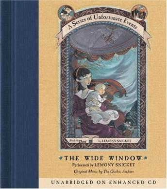 Download Series of Unfortunate Events #3: The Wide Window by Lemony Snicket