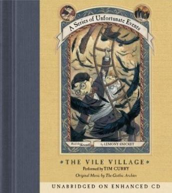 Download Series of Unfortunate Events #7: The Vile Village by Lemony Snicket
