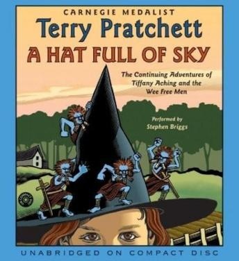 Download Hat Full of Sky by Terry Pratchett