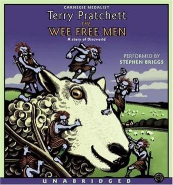 Wee Free Men, Terence David John Pratchett