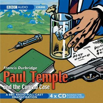 Paul Temple And The Conrad Case Audiobook Torrent Download Free