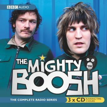 Mighty Boosh, Julian Fielding, Noel Barratt
