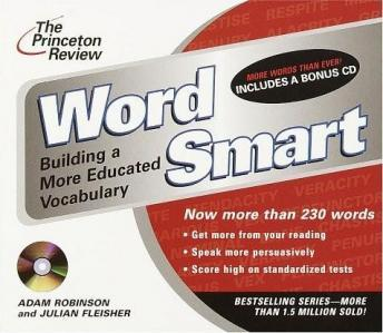 Princeton Review Word Smart: Building a More Educated Vocabulary