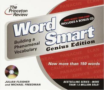 Princeton Review Word Smart Genius Edition: Building a Phenomenal Vocabulary