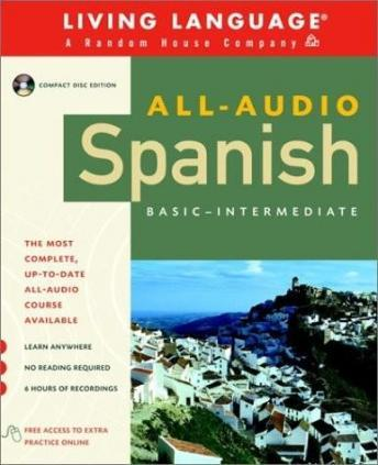 Download All-Audio Spanish by Living Language (audio)