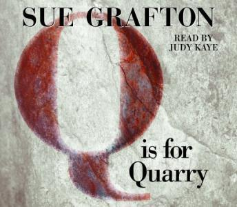 Download Q Is for Quarry by Sue Grafton