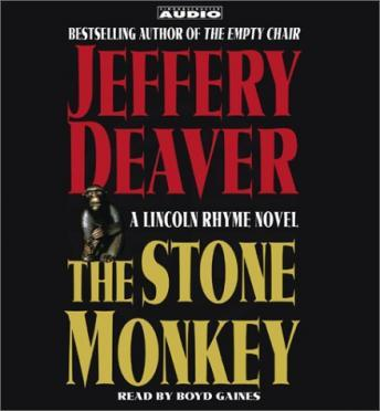 Stone Monkey by  Jeffery Deaver