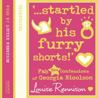 Download '...startled by his furry shorts!' by Louise Rennison