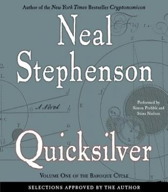 Quicksilver: Volume One of The Baroque Cycle by  Neal Stephenson