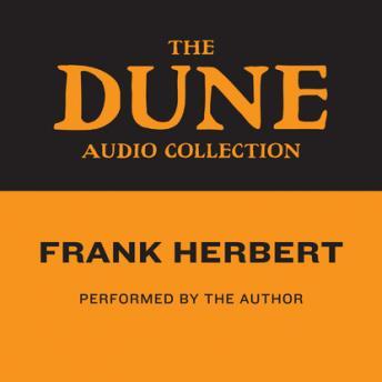 Dune Audio Collection by  Frank Herbert