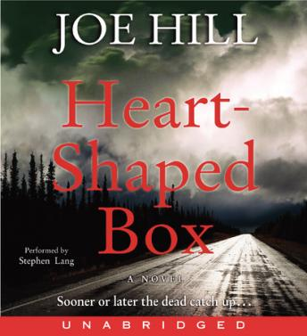listen to heart shaped box by joe hill at audiobooks