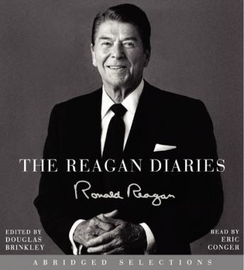 Reagan Diaries Extended Selections by  Ronald Reagan