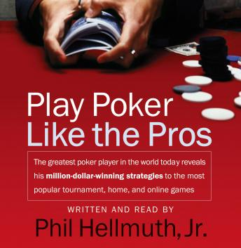 Download Play Poker Like The Pros by Jr. Phil Hellmuth
