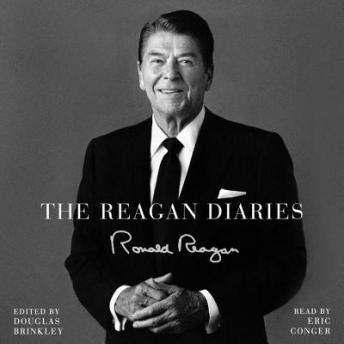 Reagan Diaries Abridged Selections by  Ronald Reagan