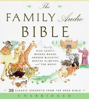Family Audio Bible by  Various Authors