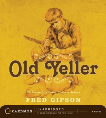 Download Old Yeller by Fred Gipson