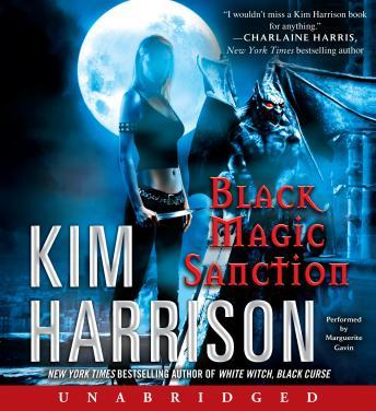 Download Black Magic Sanction by Kim Harrison
