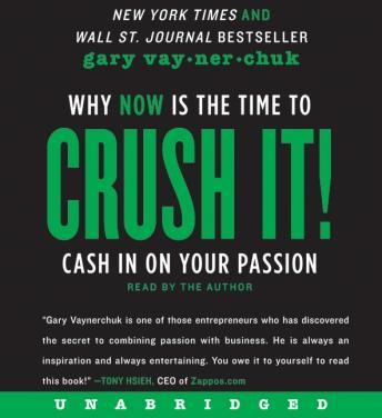 why now is the time to crush it pdf