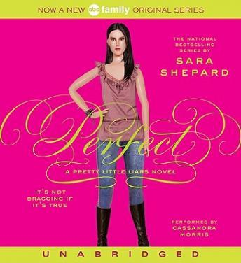 [Download Free] Pretty Little Liars #3: Perfect Audiobook