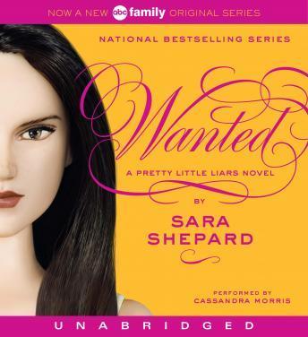 Pretty Little Liars #8: Wanted by  Sara Shepard
