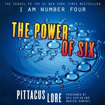 Download Power of Six by Pittacus Lore