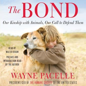 Bond: Protecting the Special Relationship Between Animals and Humans
