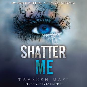 Download Shatter Me by Tahereh Mafi