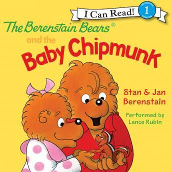 Download Berenstain Bears and the Baby Chipmunk by Jan Berenstain