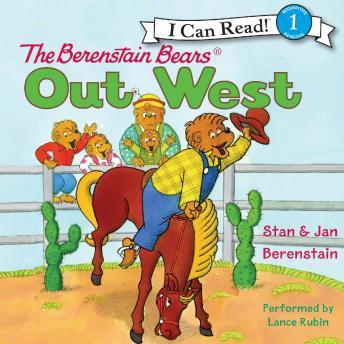 Download Berenstain Bears Out West by Jan Berenstain