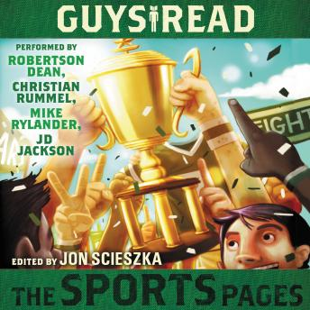 Guys Read: The Sports Pages by  Jon Scieszka