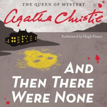 a book analysis of agatha christies and then there were non Christie: and then there were none shows exactly why the genre has faded away and then there were none is essentially a straight port of the 2005 pc even if the gameplay is only marginally entertaining, you want to get to that next scene that being said, however, you're probably better off just reading the book.
