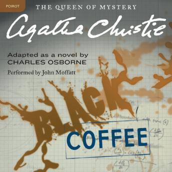 black coffee agatha christie pdf free download