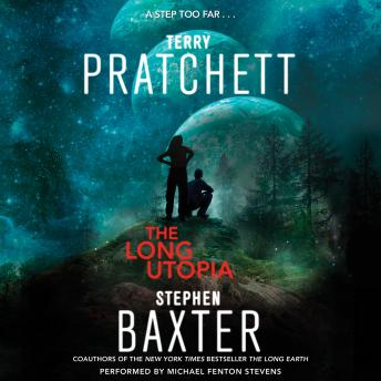 Long Utopia: A Novel by  Stephen Baxter, Terry Pratchett
