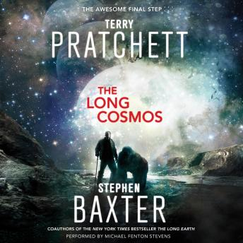 Long Cosmos by  Stephen Baxter, Terry Pratchett