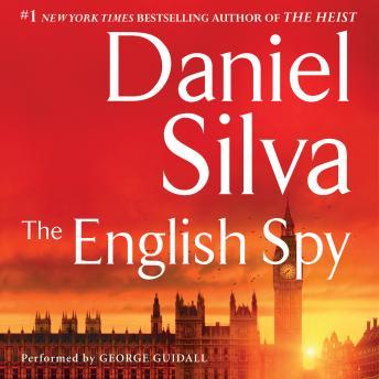 English Spy by  Daniel Silva