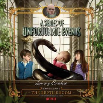 Download Series of Unfortunate Events #2: The Reptile Room by Lemony Snicket