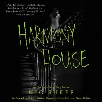 Marvelous Harmony House, Audio Book By Nic Sheff