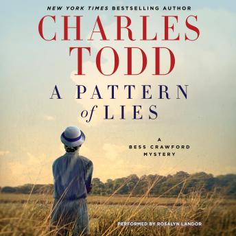 Pattern of Lies: A Bess Crawford Mystery