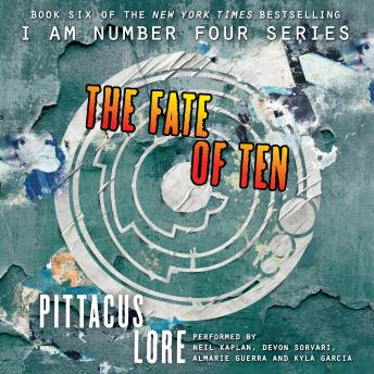 Download Fate of Ten by Pittacus Lore