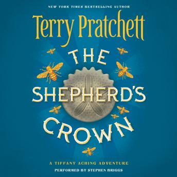 Shepherd's Crown by  Terry Pratchett
