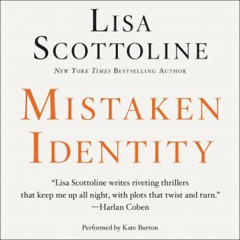 Download Mistaken Identity by Lisa Scottoline