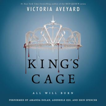 King's Cage, Audio book by Victoria Aveyard