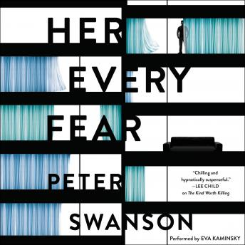 Her Every Fear: A Novel, Audio book by Peter Swanson