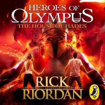 House of hades rick riordan book think