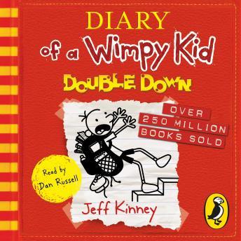 Double Down by  Jeff Kinney