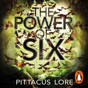 Power of Six: Lorien Legacies Book 2