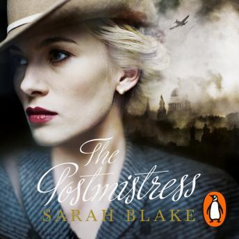 Postmistress by  Sarah Blake
