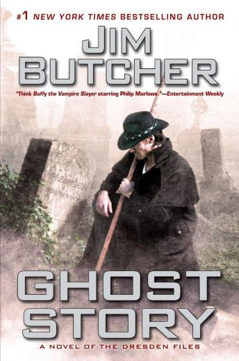 Ghost Story: A Novel of the Dresden Files by  Jim Butcher