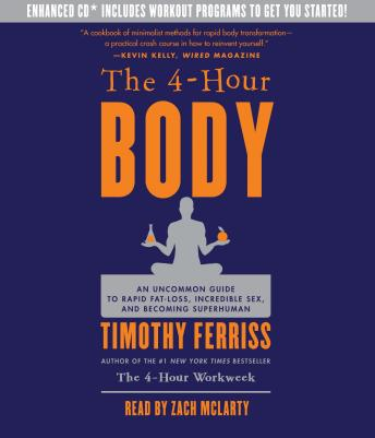 4-Hour Body by  Timothy Ferriss