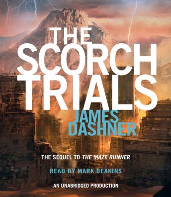 Download Scorch Trials (Maze Runner, Book Two) by James Dashner